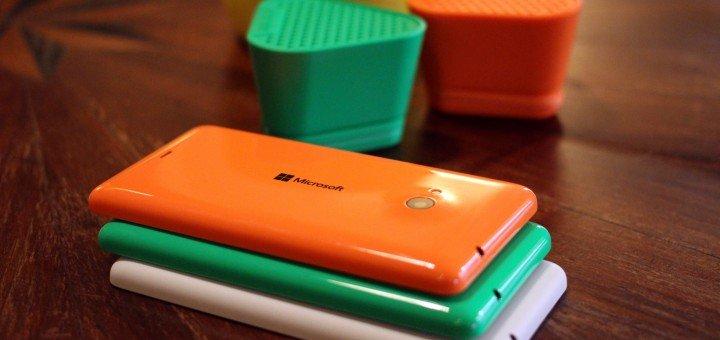 Microsoft Lumia to opłacalne smartfony w kwocie ok. 500 zł