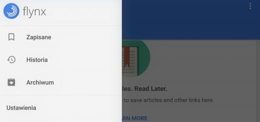 Flynx aplikacja do przeglądania stron www w postaci bąbelków